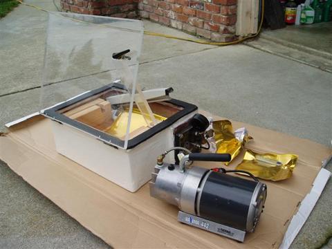 Vacuum Chamber DIY - recipes