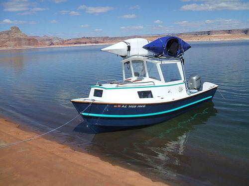 PR Boat: Useful Tolman skiff plywood