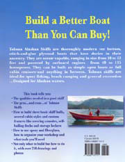 Tolman Alaskan Skiffs Book - How to build a better boat.