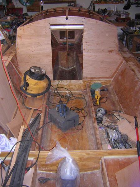 Wooden sailboat construction | Avelarian