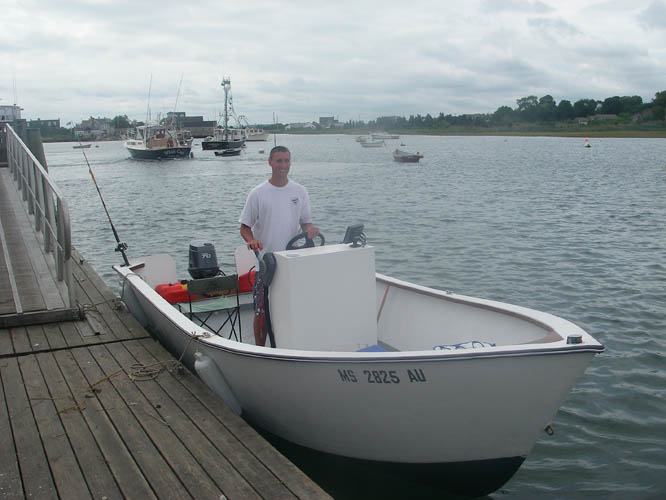 FishyFish Mike Herb's Tolman Skiff Standard