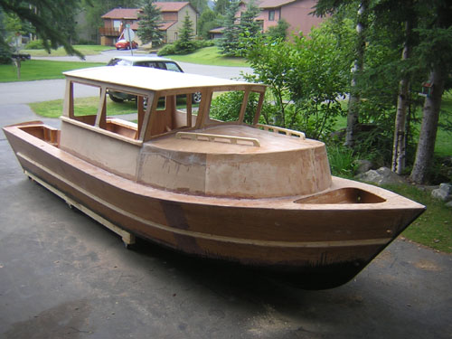 TR: Topic Free plywood bass boat plans