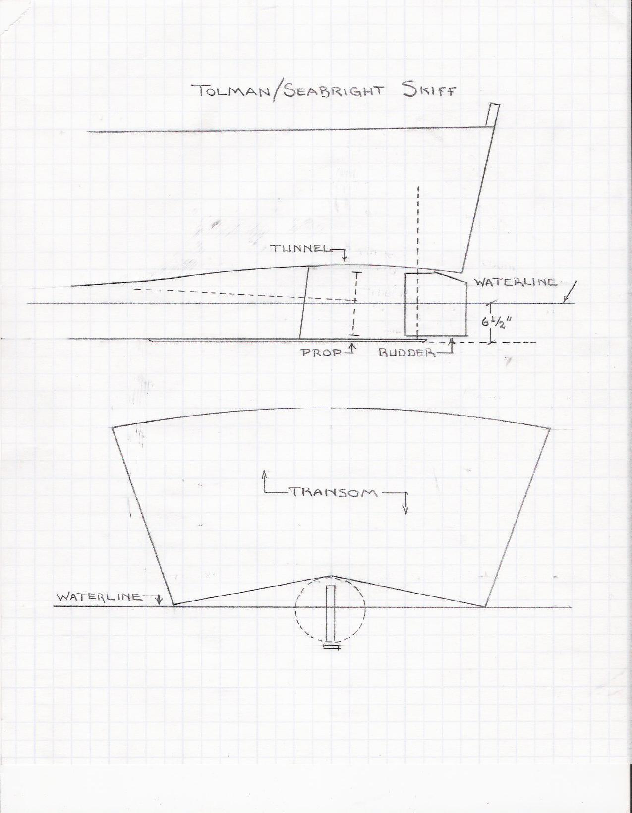 Seabright+Skiff+Stitch+And+Glue Renn Tolman's Tolman Skiff Jumbo and ...